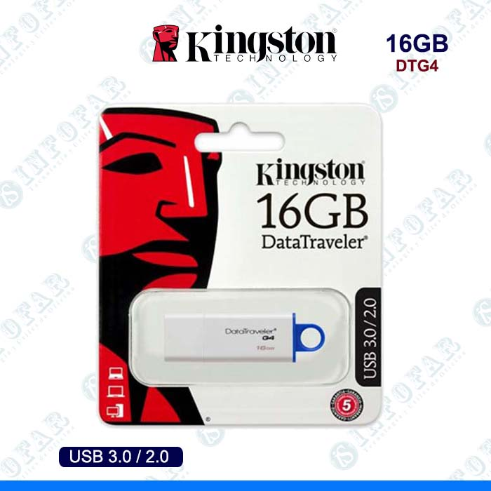 USB 16GB KINGSTON DTG4
