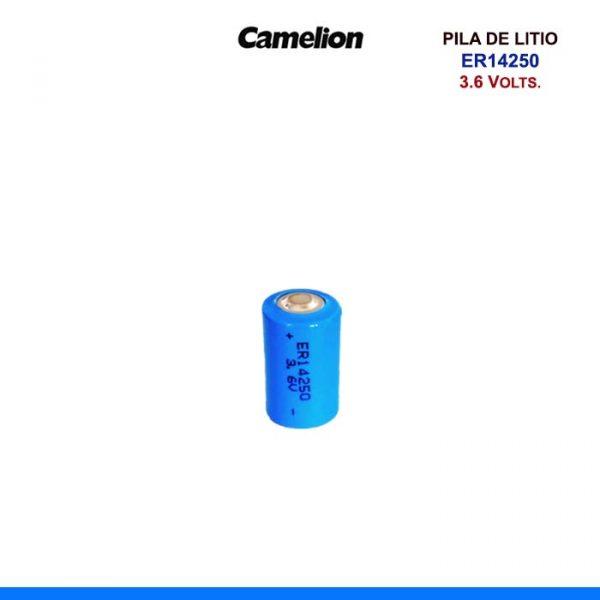 PILA DE LITIO ER14250 CAMELION