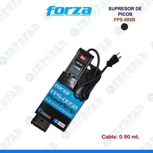 SUPRESOR DE PICOS FORZA FPS-005B